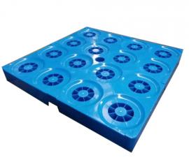 桶装水隔板